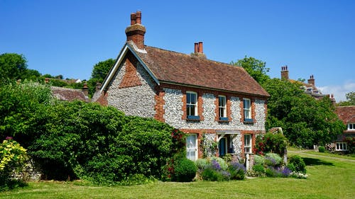 country house building, house pexels